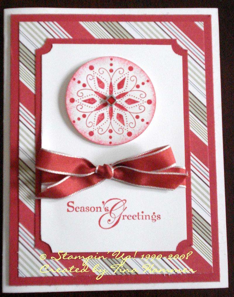 Season's Greetings Card 1