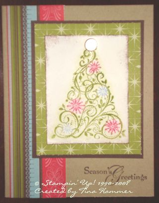 Season's Greetings Card 2
